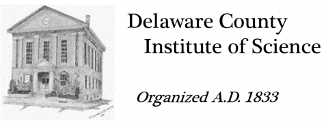 Delaware County Institute of Science logo