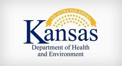 Kansas dept of health logo
