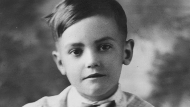 young Dr. Hilleman